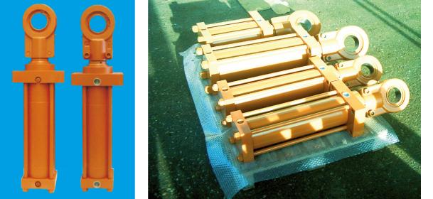 Hydraulic Cylinder Spacer : Hydraulic cylinders costruzioni oleodinamiche friulane